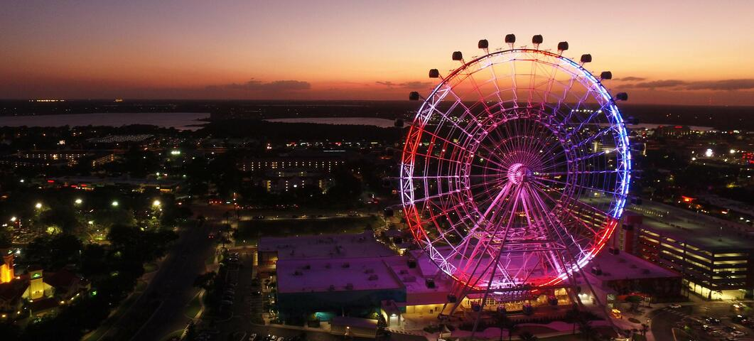The Wheel, formerly ICON Orlando and the Coca-Cola Orlando Eye | Go Orlando Pass