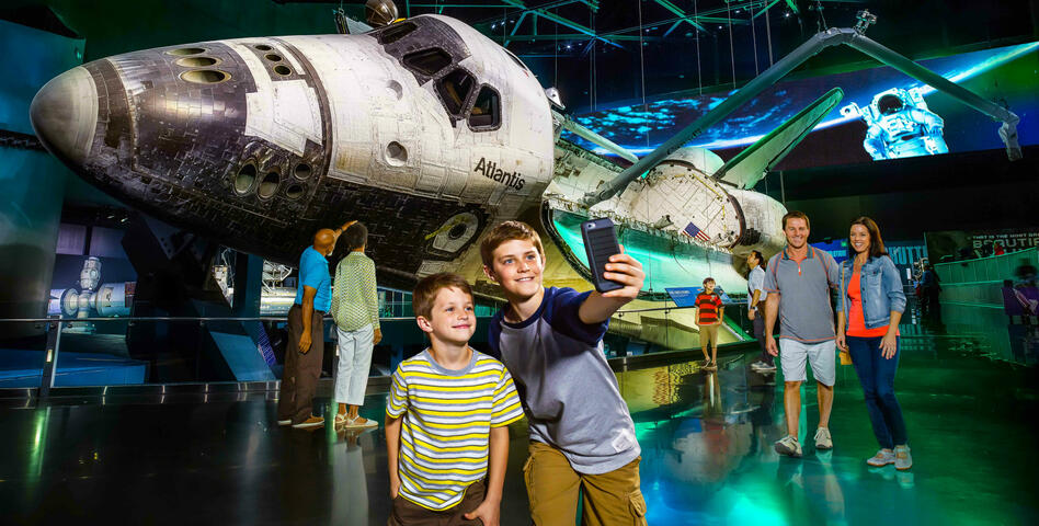 Kennedy Space Center Visitor Complex | Go Orlando pass