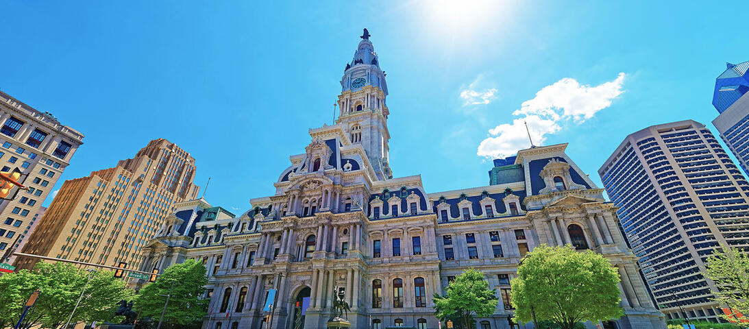 Philadelphia City Hall Tower & Observation Deck
