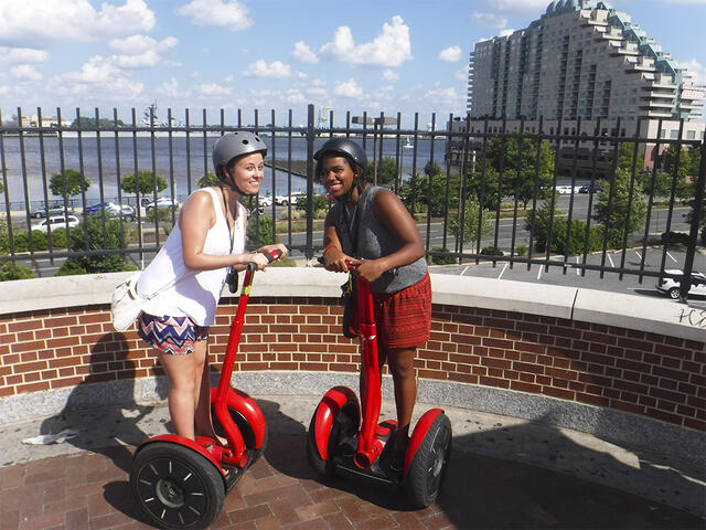 1-Hour Segway Tour