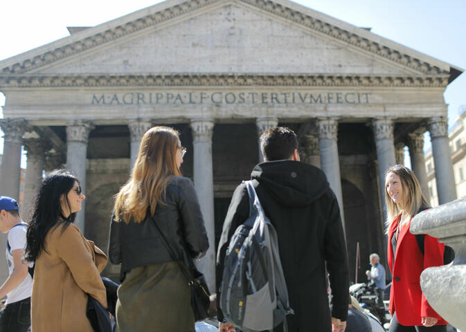 Pantheon One Hour Guided Tour