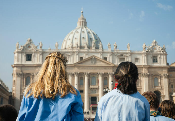 Papal Audience Tour