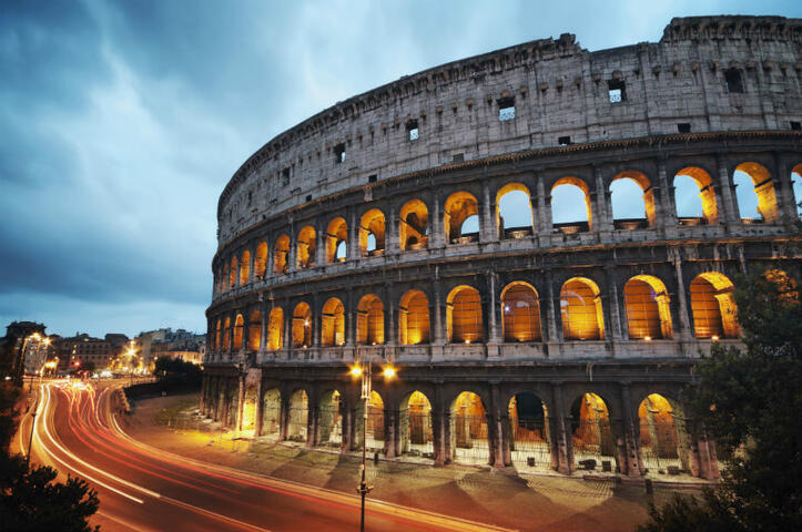 Rome Explorer Attractions including Colosseum