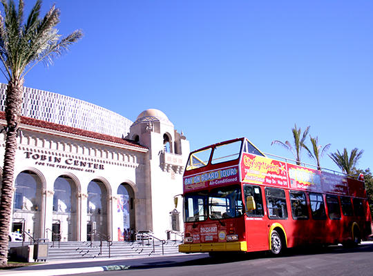 City Sightseeing Hop-On Hop-Off San Antonio Tour - know before you go fact