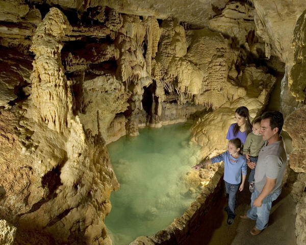 Natural Bridge Caverns with a Go San Antonio pass