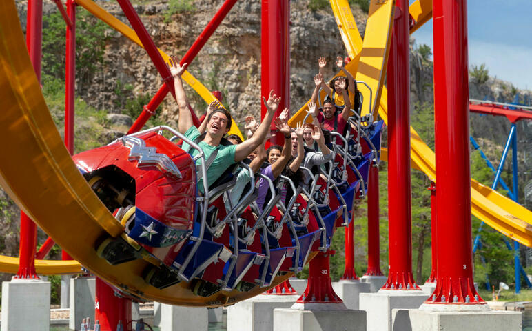 Six Flags Fiesta Texas | Go San Antonio Pass