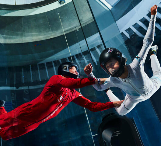 iFLY Indoor Skydiving   | Go San Antonio Pass