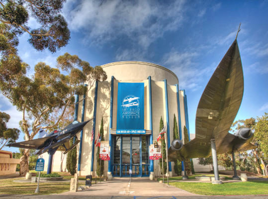 Air & Space Museum San Diego discounted admission | GO San Diego Pass