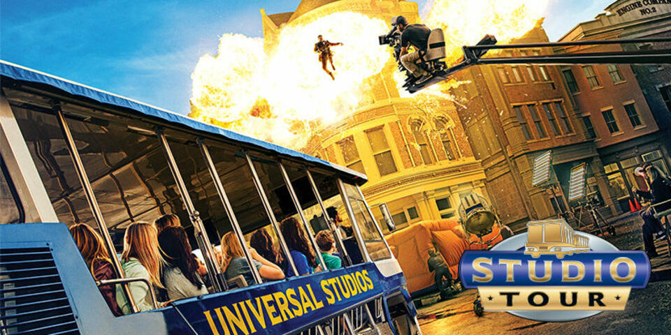 Universal Studios Hollywood Ticket