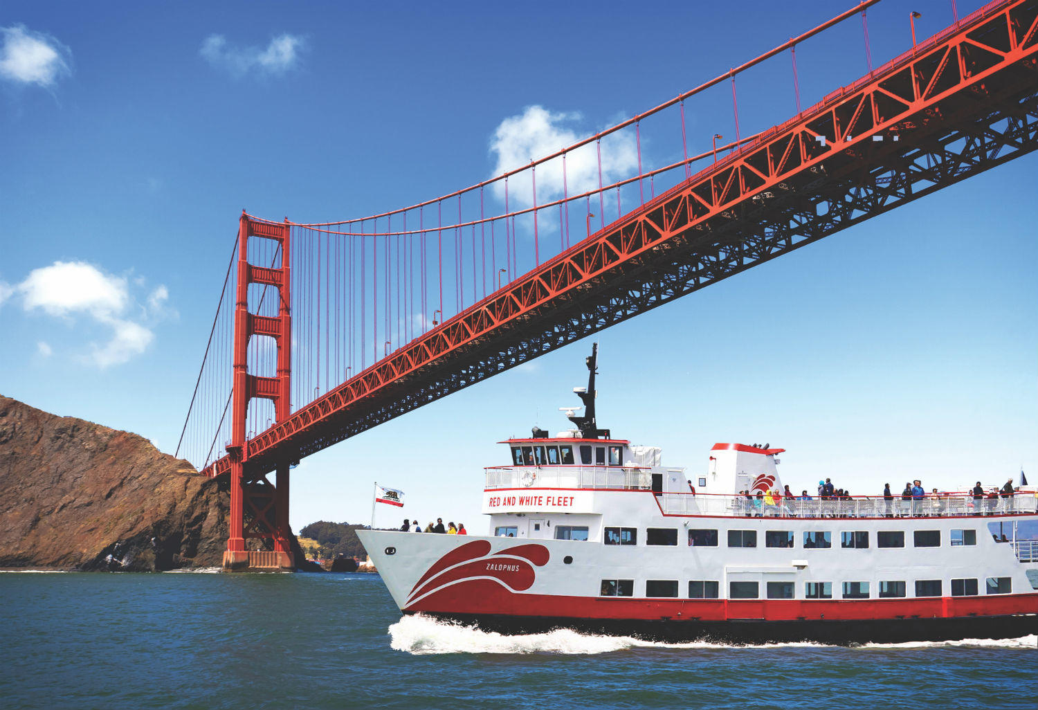 Golden Gate Bay Cruise Tickets | GO San Francisco Pass