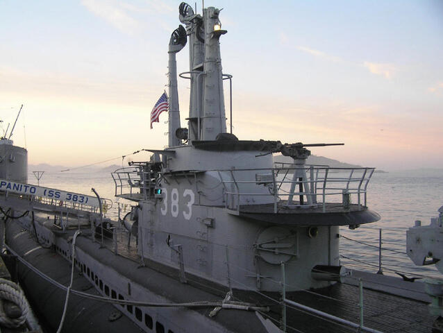 USS Pampanito tickets | GO San Francisco Pass