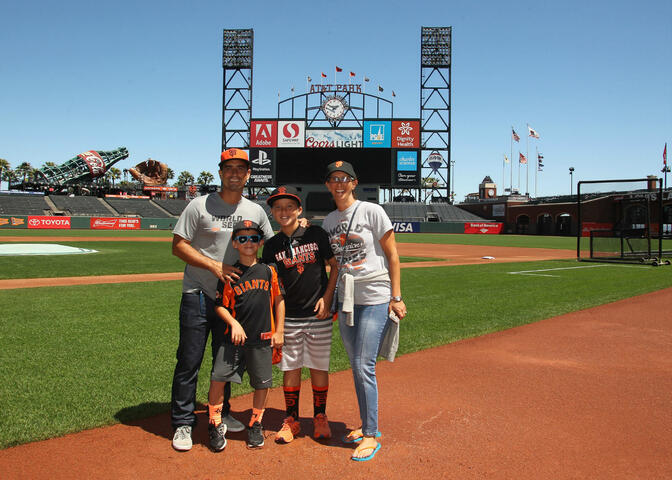 Oracle Park Stadium Tour Tickets | GO San Francisco Pass