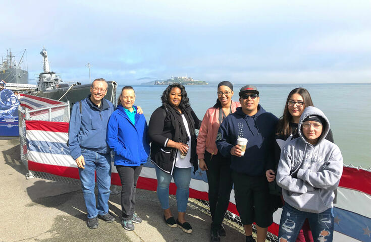 Fisherman's Wharf Walking Tour