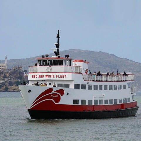 Golden Gate Bay Cruise Admission | GO San Francisco Pass