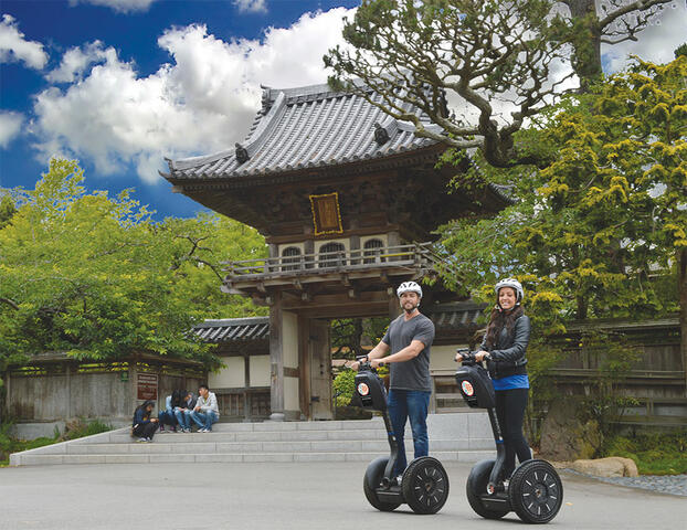 Golden Gate Segway Tour