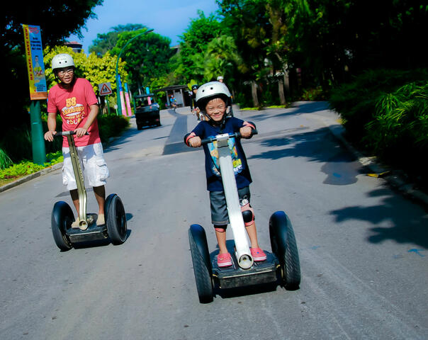 Segway Fun Ride