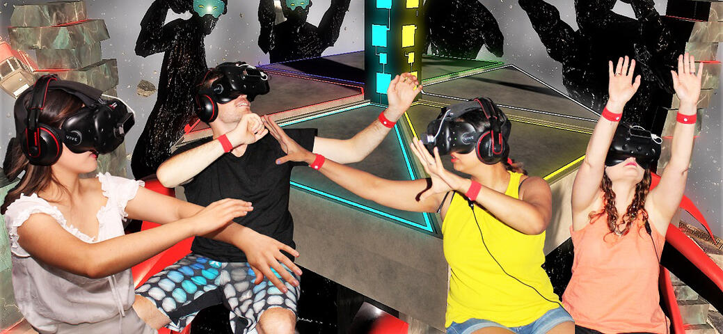 Sydney Virtual Reality Rooms