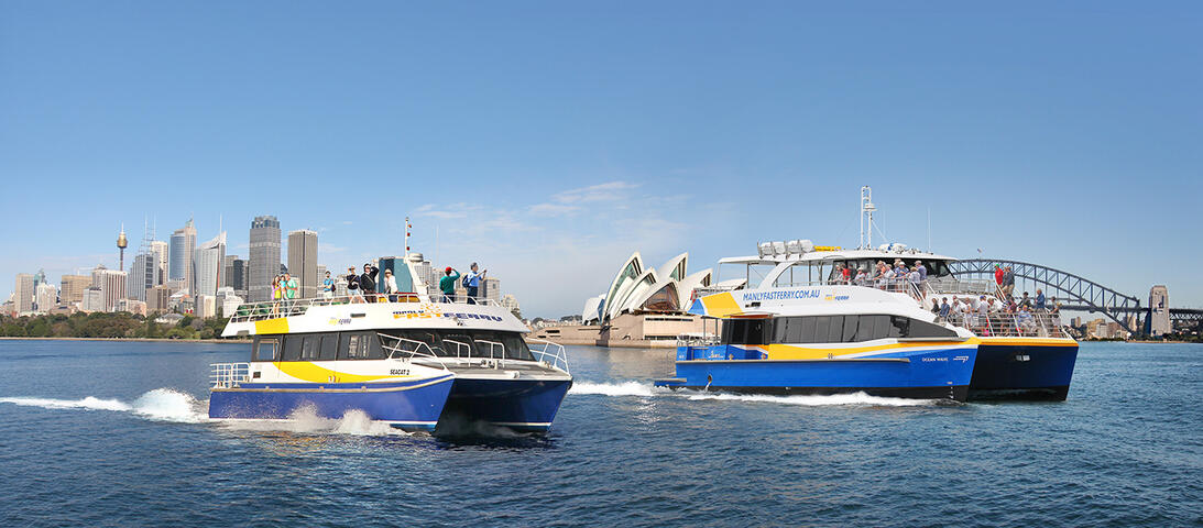 Sydney Eco Hopper Boat Tour