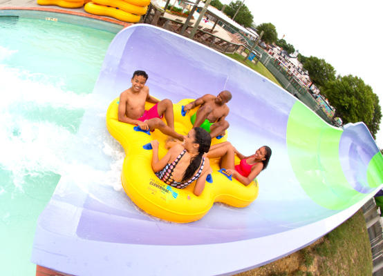 Six flags water park